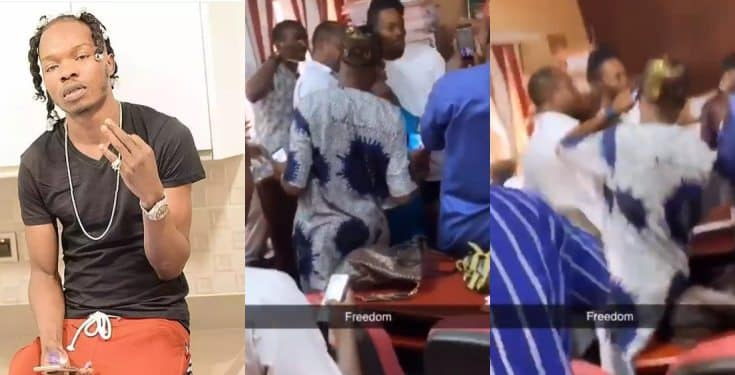 Image result for Naira Marley Finally Released From Prison (Video)