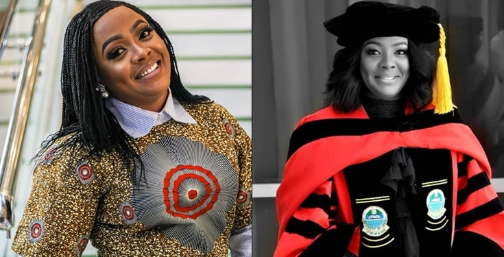 Helen Paul tells Nigerians how to live a pressure-free life