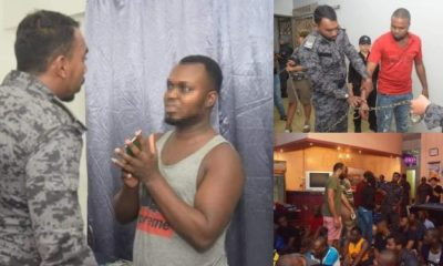 Nigerians arrested in Malaysia for Fraud, Cultism (Photos)