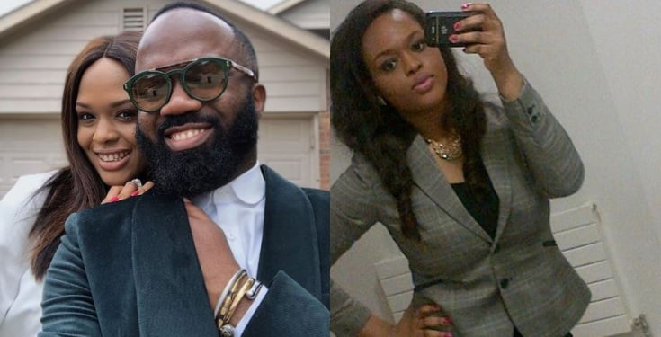 Noble Igwe narrates how he met his wife Chioma