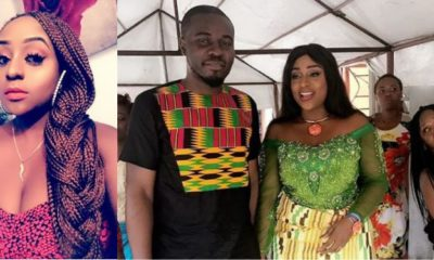 Nollywood actress, Queen Wokoma's 1-yr-old marriage ends