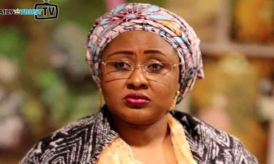 Now I choose to be called first lady - Aisha Buhari