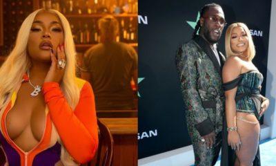 Rapper, Stefflon Don Reveals How She Became Burna Boy's Girlfriend