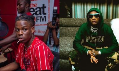 Rema Is My Favourite - Wizkid Reveals Amidst Comparison
