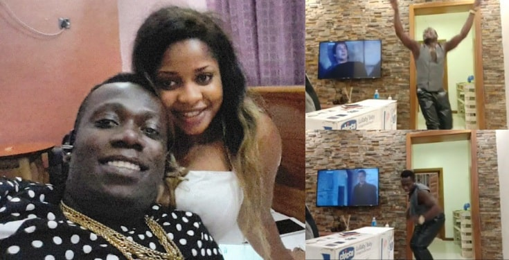 Singer Duncan Mighty and wife welcome 3rd child (video)