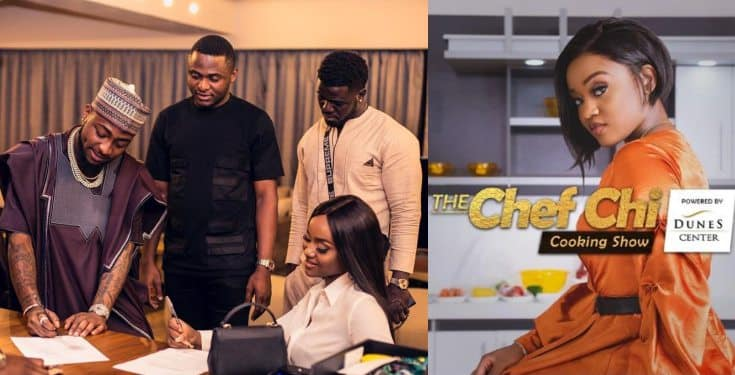 Ubi Franklin Allegedly Dupes Davido And Chioma, Chef Chi Set To Sue