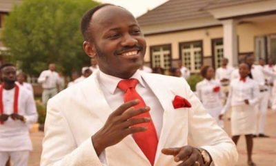 Voice telling you to challenge your husband is from spiritual husband – Apostle Suleman