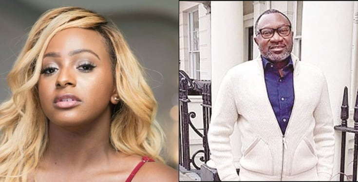 DJ Cuppy Reacts As Billionaire Father Sells Forte Oil