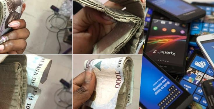 See How Hair Stylist Was Duped While Trying To Buy A Phone At Computer Village (Photos)