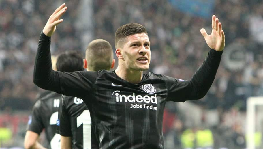Real Madrid signs €70m Jovic on six-year contract