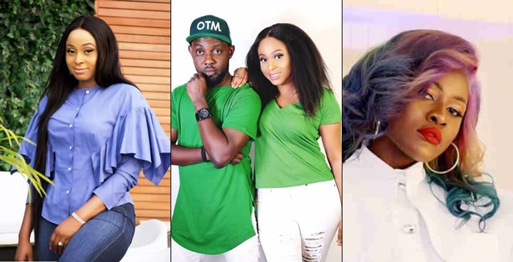 Ay Makun's Wife Slams IG User Who Said Husband's Movie Will Flop