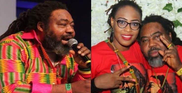 Fraudsters are using my fathers name to open 'fake foundations - Ras Kimono's daughter