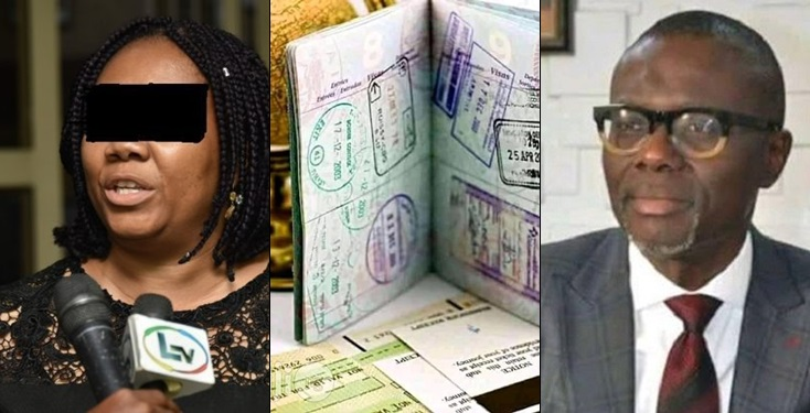 Woman arrested for posing as Sanwo-Olu's aide to secure visas