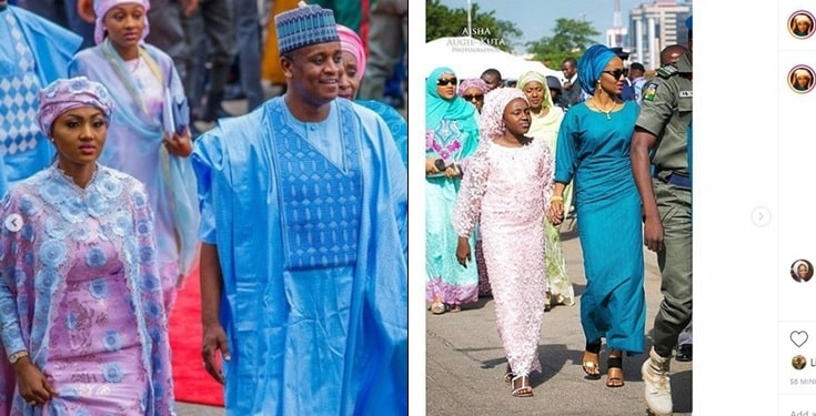Zahra Buhari recounts how her life changed since her father became President