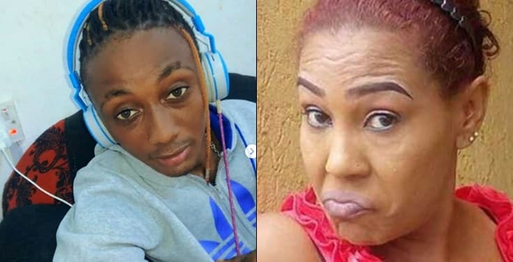 Shan George asked me for my father's number – Ned Nwoko's son