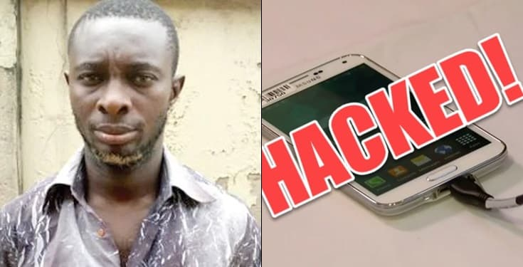Fraudster narrates how he hacks into bank any account