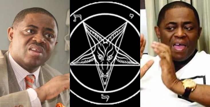 Church of Satan and Femi Fani-Kayode clash on twitter