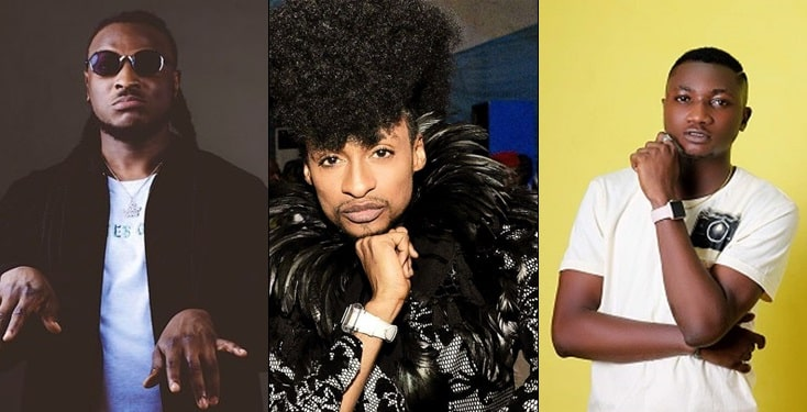 Denrele Edun Reveals What  Really Transpired Between Peruzzi and Pamilerin