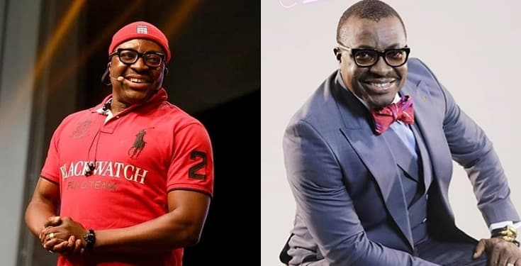 Ali Baba Celebrates 54th Birthday with Photos