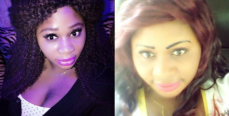 Woman calls out her baby daddy for abandoning her andchild