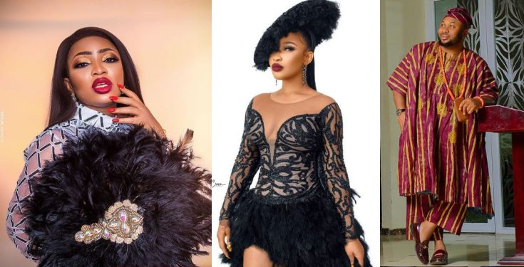 'Keep crying while I enjoy your ex husband's money' – Tonto Dikeh's ex bestie, mocks her