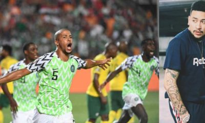 AFCON 2019: Rapper Aka rants after South Africa's loss to Nigeria