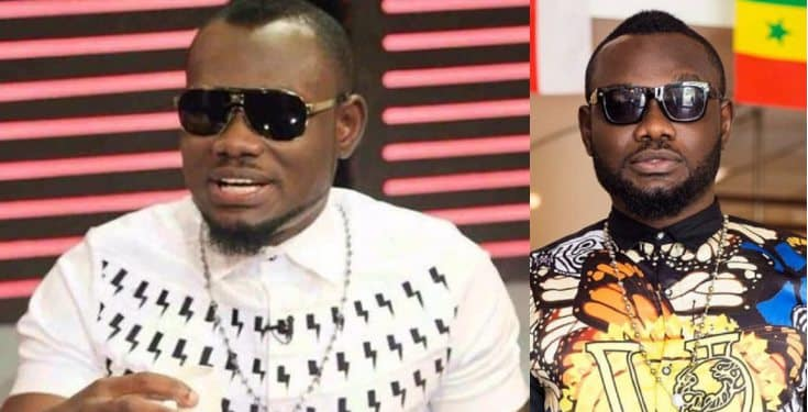 'Actresses with bad breath can't come close to me' - Actor, David Osei