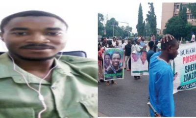 Another corps member shot during Shiites protest