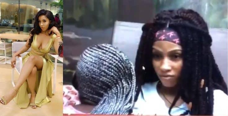 "BBNaija 2019: ""I may be a pastor someday."" - Mercy to Diane (video)"