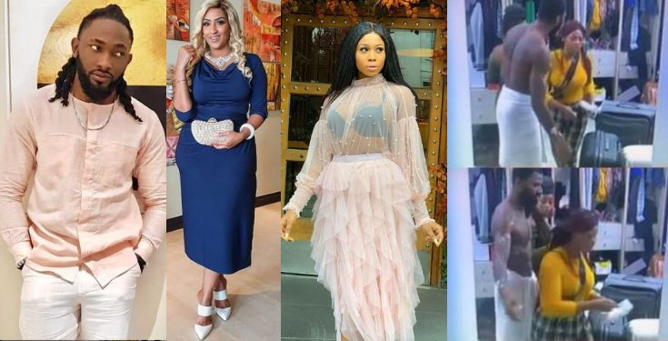 BBNaija 2019: Celebrities blast Tacha for insulting and pushing Mike