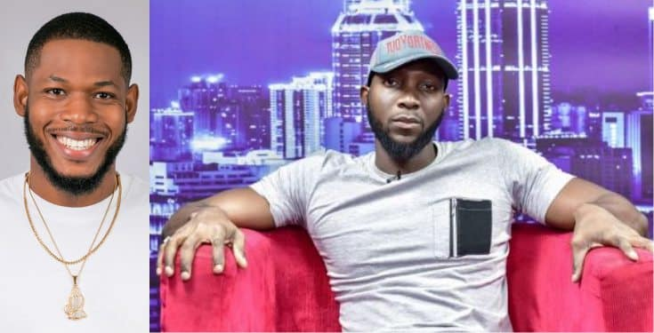BBNaija 2019: 'Getting nominated by Frodd makes him a Judas Iscariot' – Tuoyo (Video)