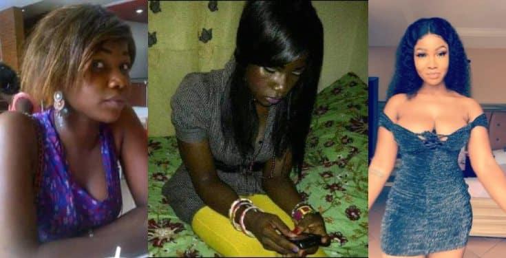 BBNaija 2019: Nigerians dig up darker throwback photos of Tacha