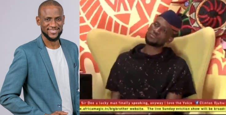 BBNaija 2019: Omashola laments to Big Brother over boring housemates (video)