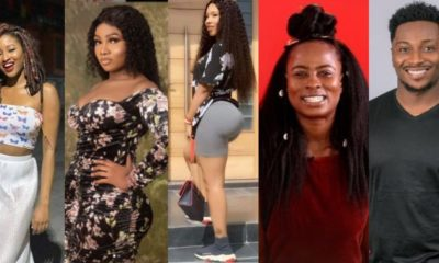 #BBNaija 2019: Tacha, Ella, KimOprah, Sir Dee and Mercy nominated for elimination