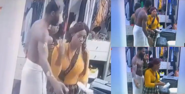 BBNaija 2019: Tacha rains insult on Mike for getting tipsy (Video)