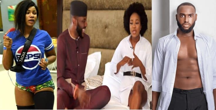 BBNaija 2019: Tacha's love letter to Nelson exposed by Thelma (video)