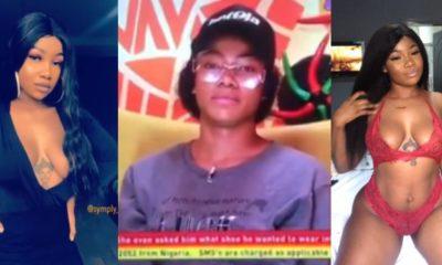BBNaija 2019: Why housemates nominated me for eviction – Tacha