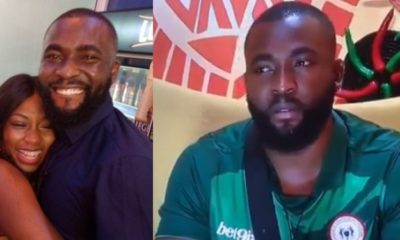 BBNaija: Khafi is a sex addict, she disturbs me a lot – Gedoni (video)