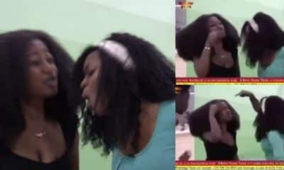 "#BBNaija 2019: Thelma and Esther fight over calling people with Down syndrome ""imbeciles (video)"