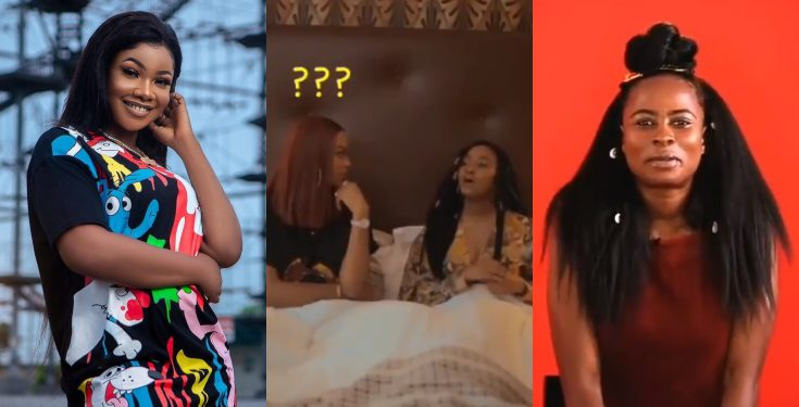 BBNaija2019: Ella said Tacha has body odour or mouth odour - KimOprah (video)