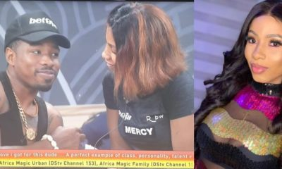 BBNiaja 2019: 'I have enough clothes to wear, I don't smell' - Mercy tells Ike