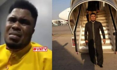 Delta State prophet who allegedly stages fake miracles, arrested (video)