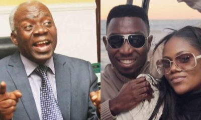 I Am Not Dakolo's Lawyer – Femi Falana