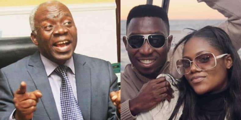 I Am Not Dakolo's Lawyer – Femi Falana