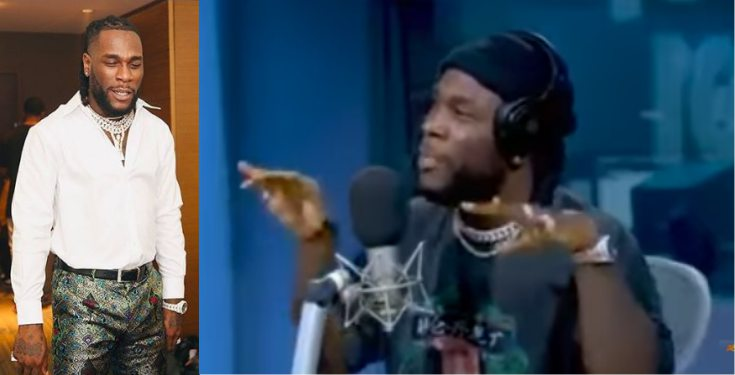 Ghana is the only place I can go and have peace – Burna Boy (Video)
