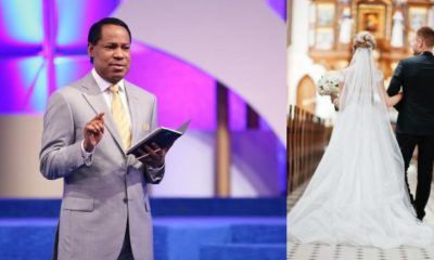 "'Husband means ""master"", not ""male partner"" in marriage' – Pastor Chris Oyakhilome"
