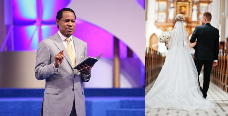 """'Husband means """"master"""", not """"male partner"""" in marriage' – Pastor Chris Oyakhilome"""