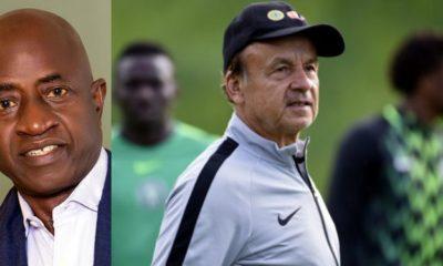 'I'll sack Gernot Rohr if I were NFF boss' – Segun Odegbami