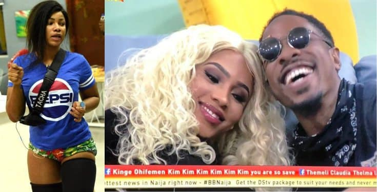 'I'm jealous and I don't like seeing Tacha talking to Ike' – Mercy (Video)