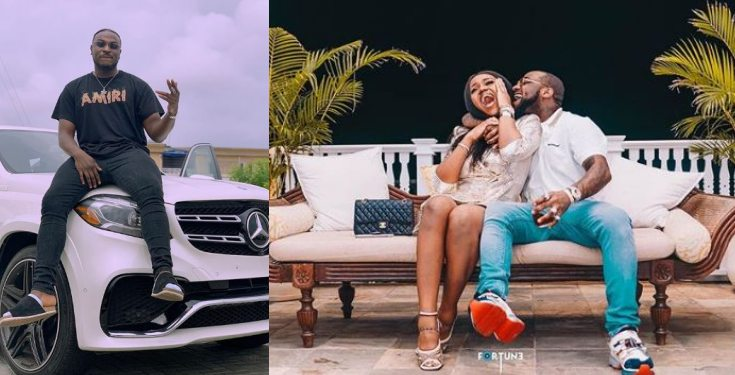 I didn't believe it when my cousin Chioma told me she was dating Davido – Peruzzi
